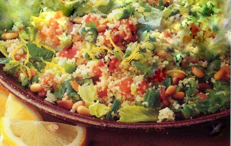 Salata de mei cu legume-2
