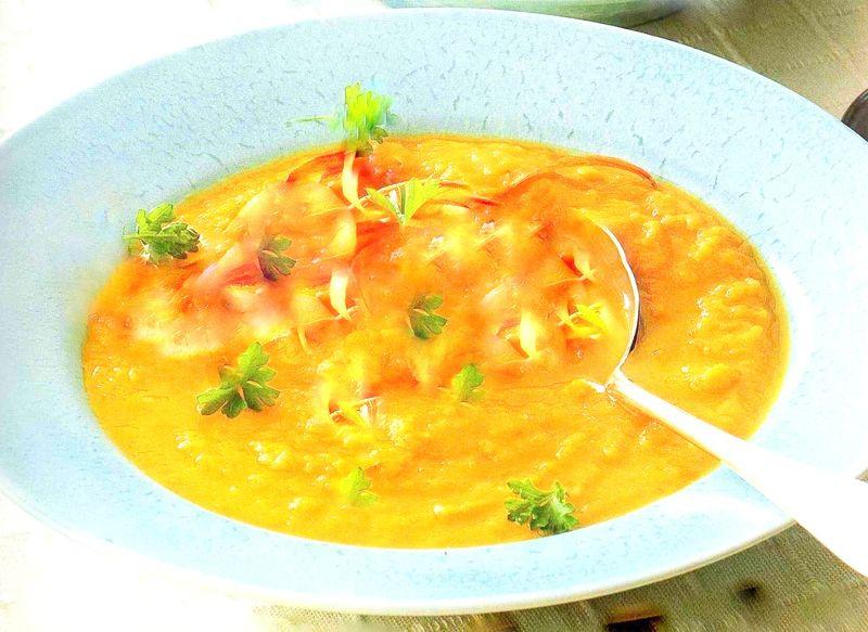 Supa de legume rapida