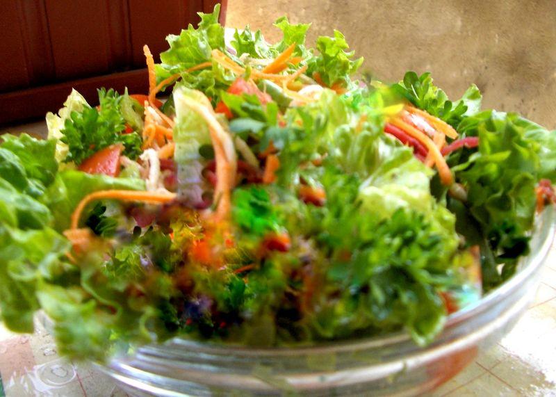 Salata cu hasma'uchi